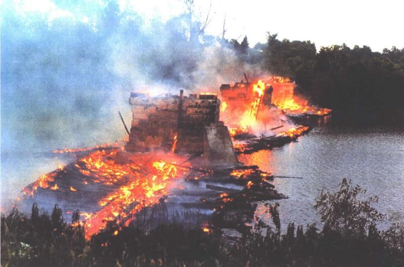 scoveredbridgefire
