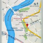 Swanton Map