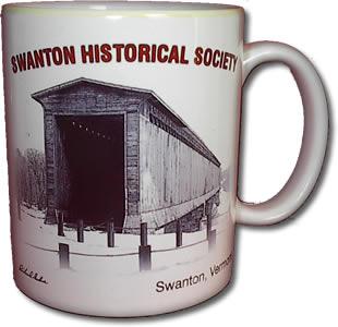 Swanton Historical Society Mug 2 Front