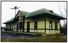 R.R. Depot Museum